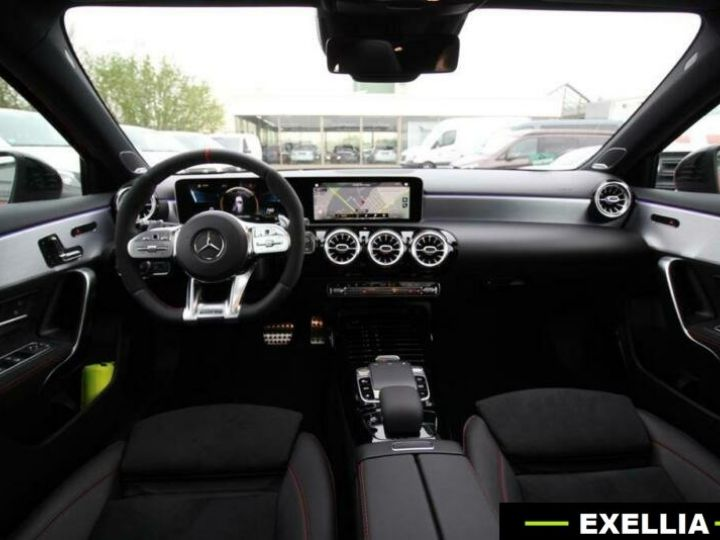 Mercedes Classe A A 35 AMG  ROUGE Occasion - 6