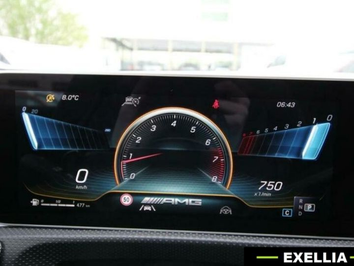 Mercedes Classe A A 35 AMG  ROUGE Occasion - 7