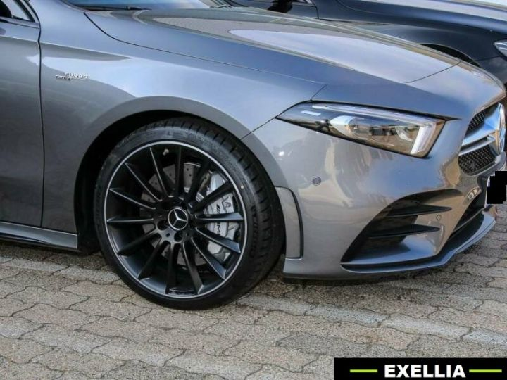 Mercedes Classe A A 35 AMG GRIS Occasion - 1