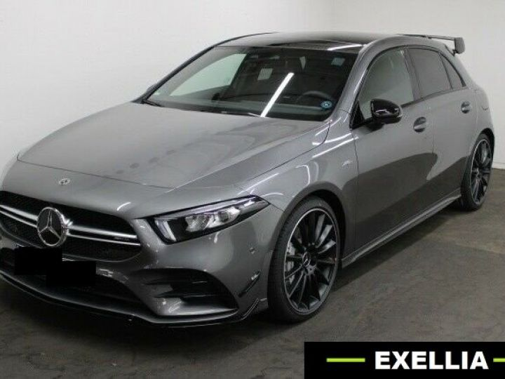 Mercedes Classe A A 35 AMG GRIS Occasion - 2
