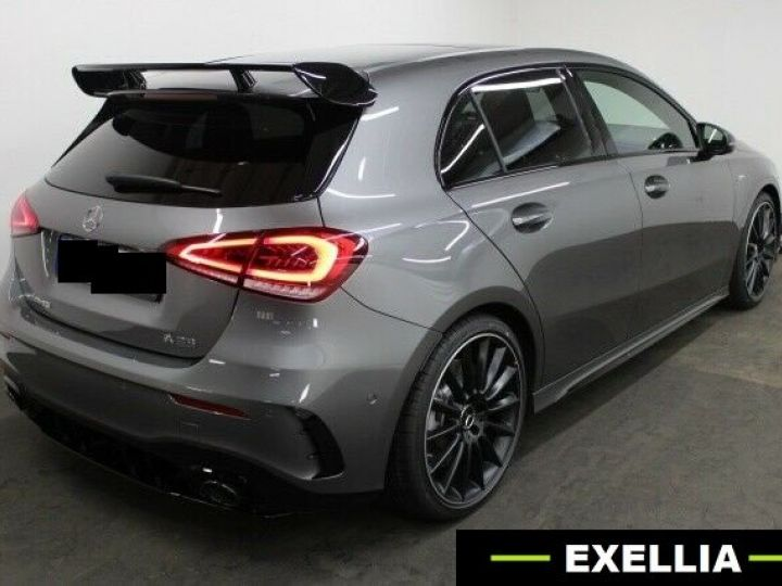 Mercedes Classe A A 35 AMG GRIS Occasion - 3