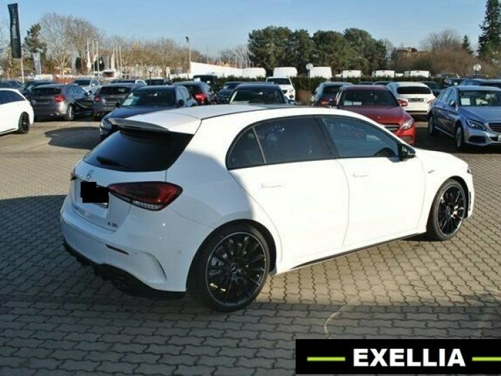 Mercedes Classe A A 35 AMG BLANC Occasion - 1