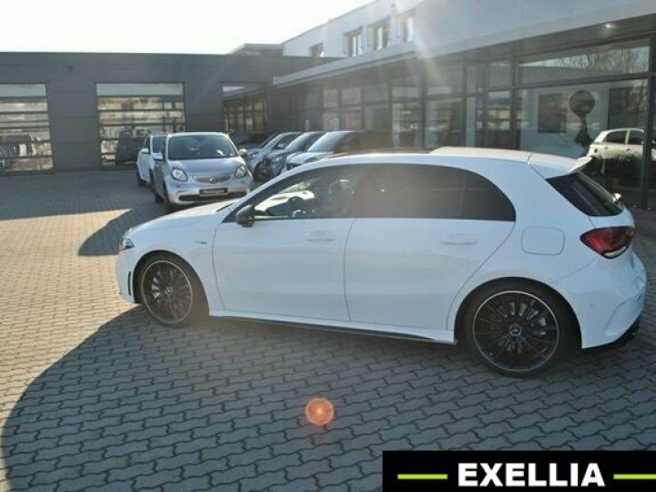 Mercedes Classe A A 35 AMG BLANC Occasion - 4