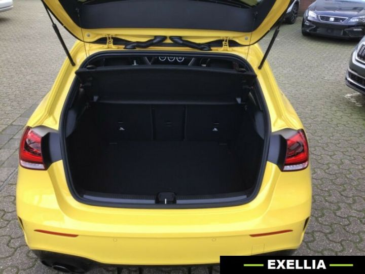 Mercedes Classe A A 35 AMG 4 Matic  JAUNE PEINTURE METALISE  Occasion - 9
