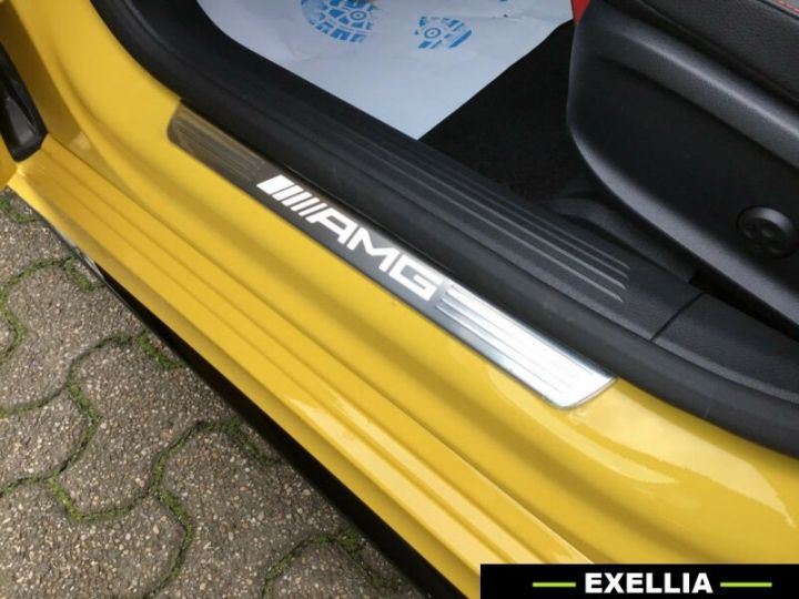 Mercedes Classe A A 35 AMG 4 Matic  JAUNE PEINTURE METALISE  Occasion - 12