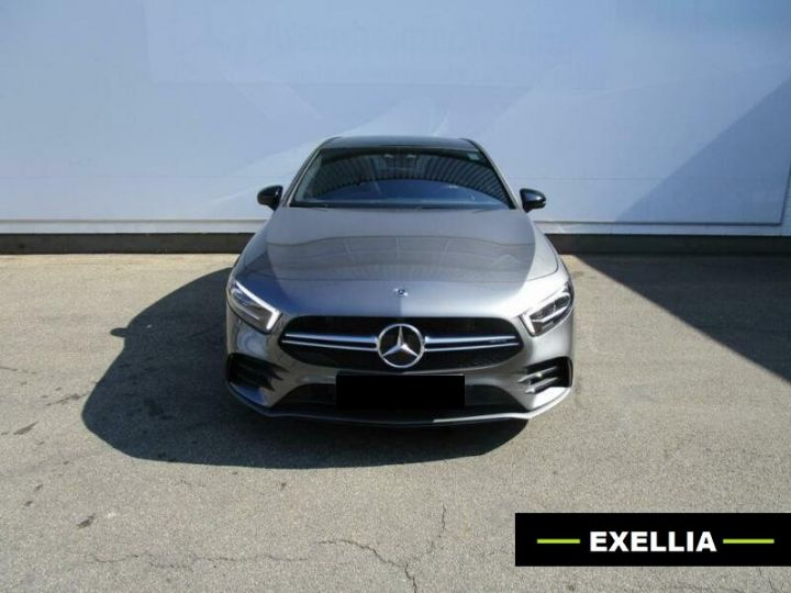 Mercedes Classe A A35 AMG 4 MATIC GRIS Occasion - 2