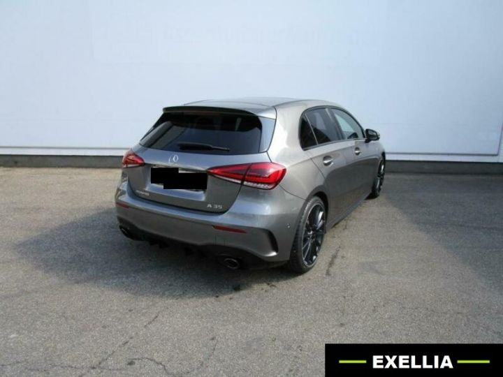 Mercedes Classe A A35 AMG 4 MATIC GRIS Occasion - 3