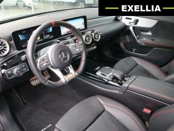 Mercedes Classe A A35 AMG 4 MATIC GRIS Occasion - 10