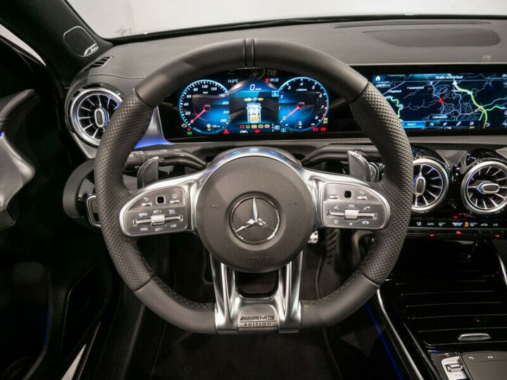 Mercedes Classe A EDITION 1 A35 AMG 4M PANO LED Bleu - 6