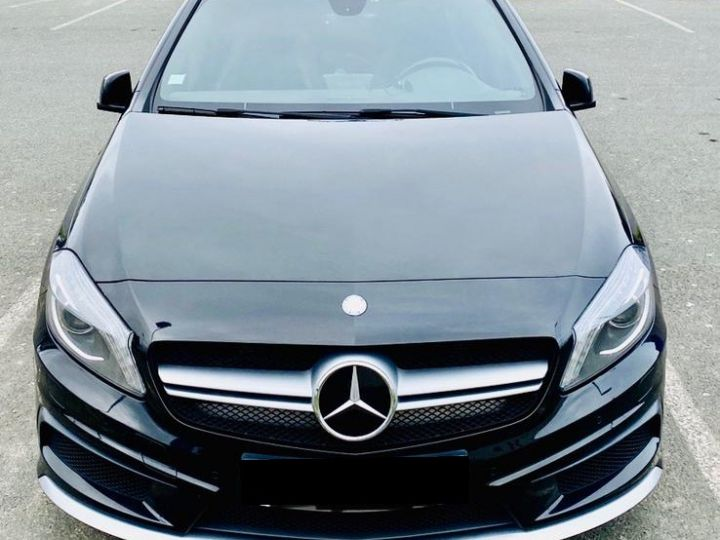 Mercedes Classe A III 45 AMG 4MATIC Noir - 4