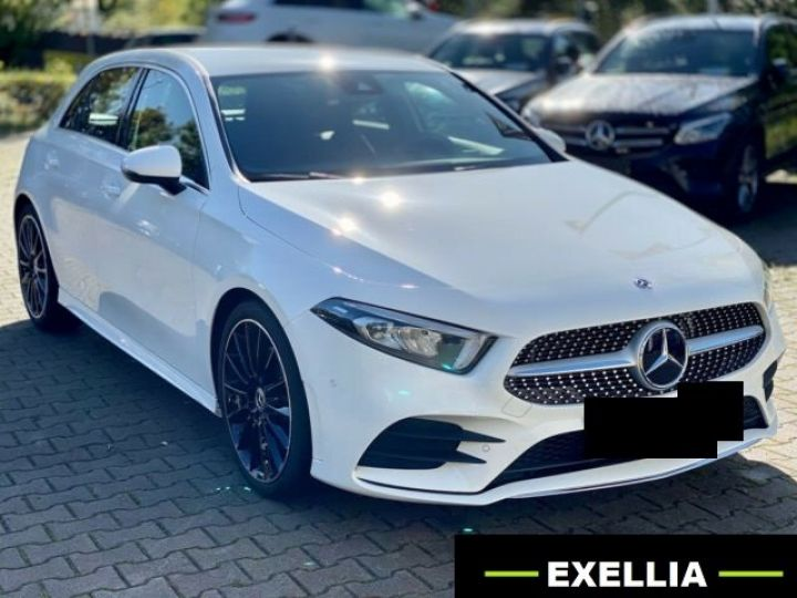 Mercedes Classe A Mercedes-Benz A 220 AMG LED High BLANC METALISEE Occasion - 1