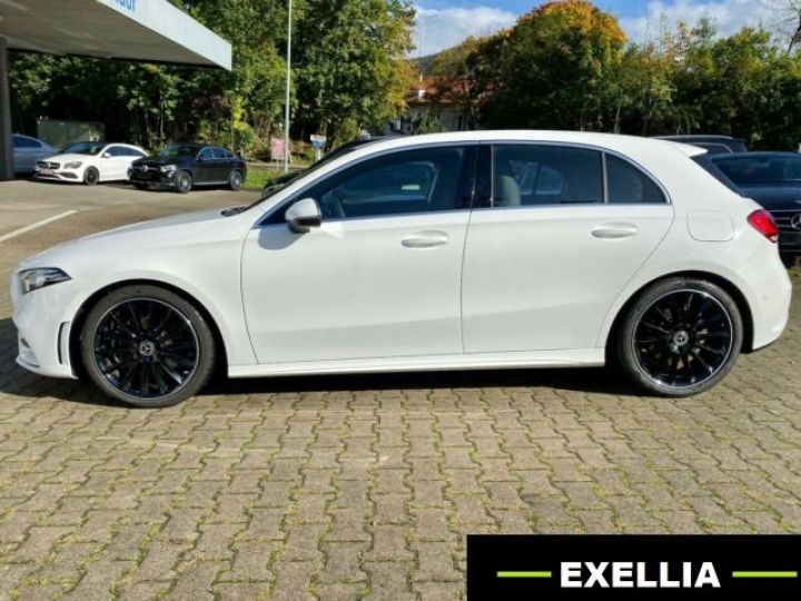 Mercedes Classe A Mercedes-Benz A 220 AMG LED High BLANC METALISEE Occasion - 3
