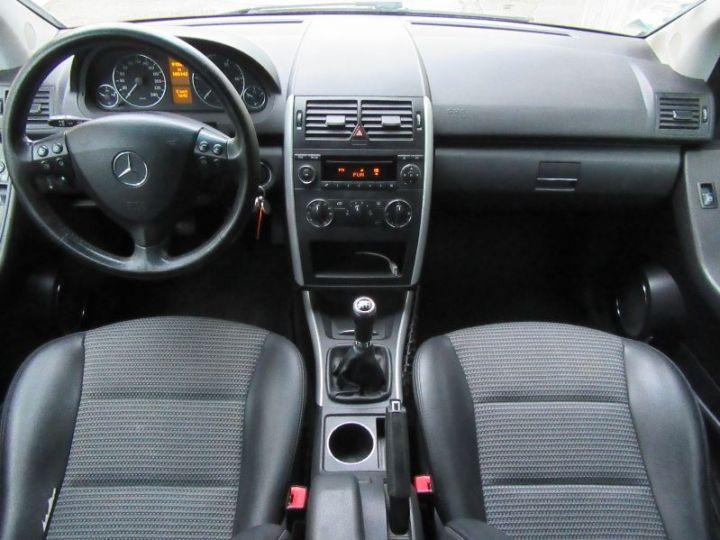 Mercedes Classe A W169 200 CDI AVANTGARDE 5P BLEU FONCÉ Occasion - 7