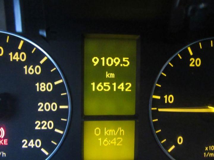 Mercedes Classe A W169 200 CDI AVANTGARDE 5P BLEU FONCÉ Occasion - 16