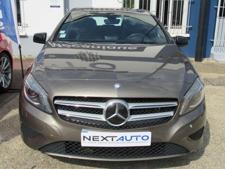 Mercedes Classe A (W176) 180 CDI BUSINESS EXECUTIVE Gris Fonce - 7