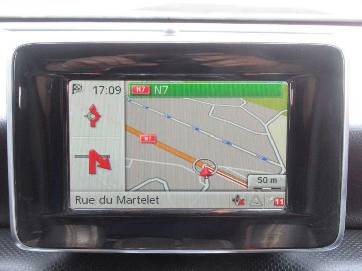 Mercedes Classe A (W176) 180 CDI BUSINESS EXECUTIVE Gris Fonce - 8