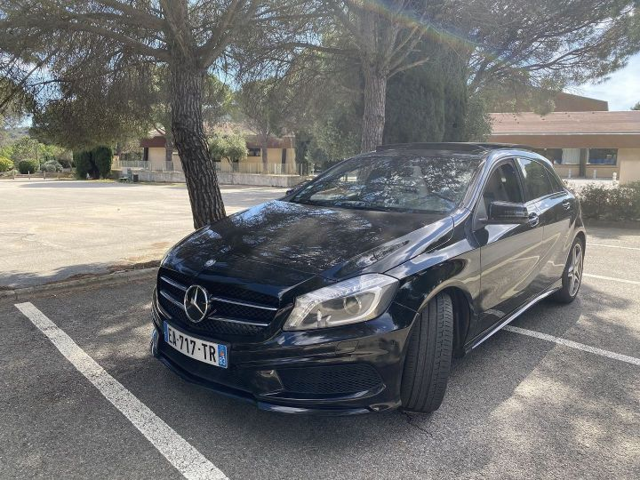 Mercedes Classe A (W176) 180 CDI FASCINATION 7G-DCT Noir - 1