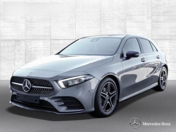 Mercedes Classe A W176 180 D SPORT EDITION 7G-DCT GRIS Occasion - 1