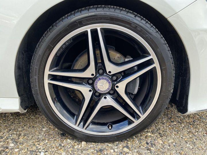 Mercedes Classe A (W176) 200 CDI FASCINATION 7G-DCT Blanc - 7