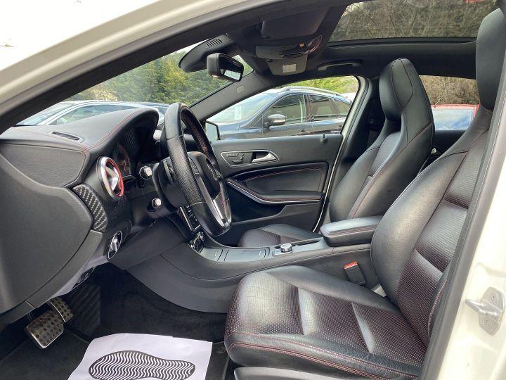 Mercedes Classe A (W176) 200 CDI FASCINATION 7G-DCT Blanc - 8