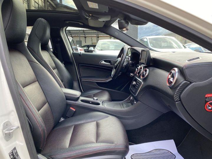 Mercedes Classe A (W176) 200 CDI FASCINATION 7G-DCT Blanc - 12
