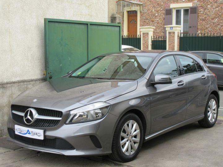Mercedes Classe A W176 200 D BUSINESS 7G-DCT GRIS FONCE Occasion - 1