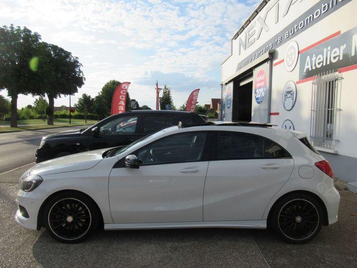 Mercedes Classe A (W176) 220 D FASCINATION 7G-DCT Blanc - 5