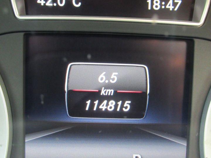 Mercedes Classe A (W176) 220 D FASCINATION 7G-DCT Blanc - 17