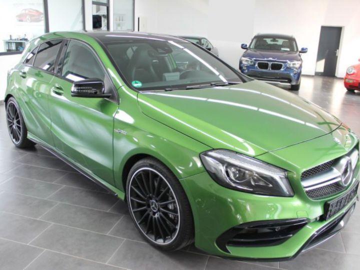 Mercedes Classe A W176 45 AMG 4MATIC SPEEDSHIFT-DCT VERT Occasion - 1