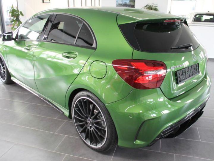 Mercedes Classe A W176 45 AMG 4MATIC SPEEDSHIFT-DCT VERT Occasion - 4