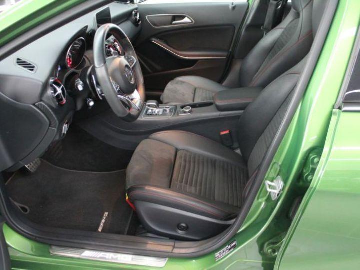 Mercedes Classe A W176 45 AMG 4MATIC SPEEDSHIFT-DCT VERT Occasion - 6