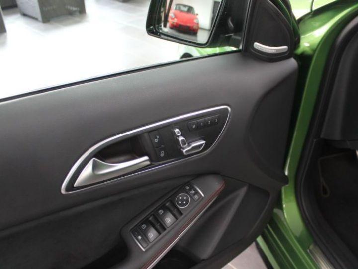 Mercedes Classe A W176 45 AMG 4MATIC SPEEDSHIFT-DCT VERT Occasion - 11