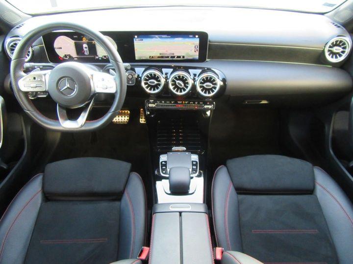 Mercedes Classe A (W177) 180 D 116CH AMG LINE 7G-DCT Blanc Occasion - 12