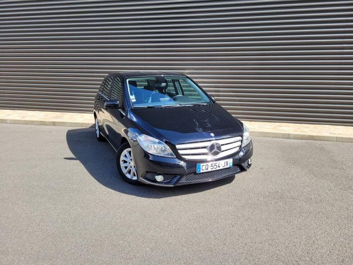 Mercedes Classe B 2 180 design 7 dct Noir Occasion - 2