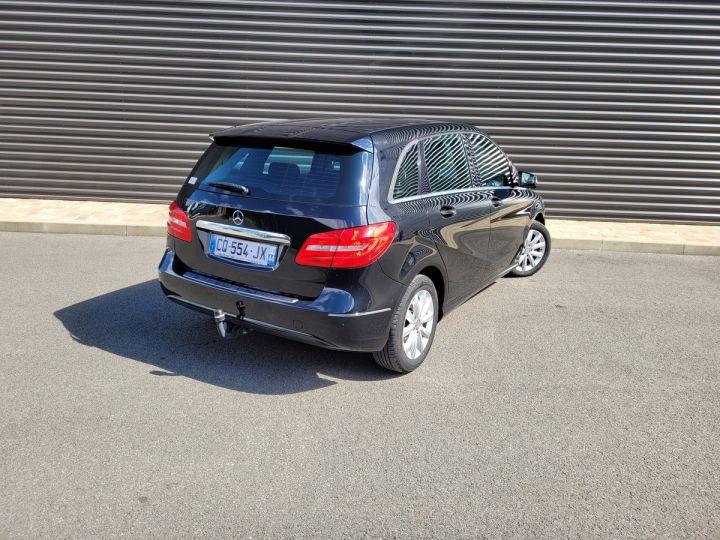 Mercedes Classe B 2 180 design 7 dct Noir Occasion - 4