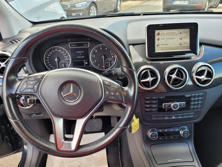 Mercedes Classe B 2 180 design 7 dct Noir Occasion - 13