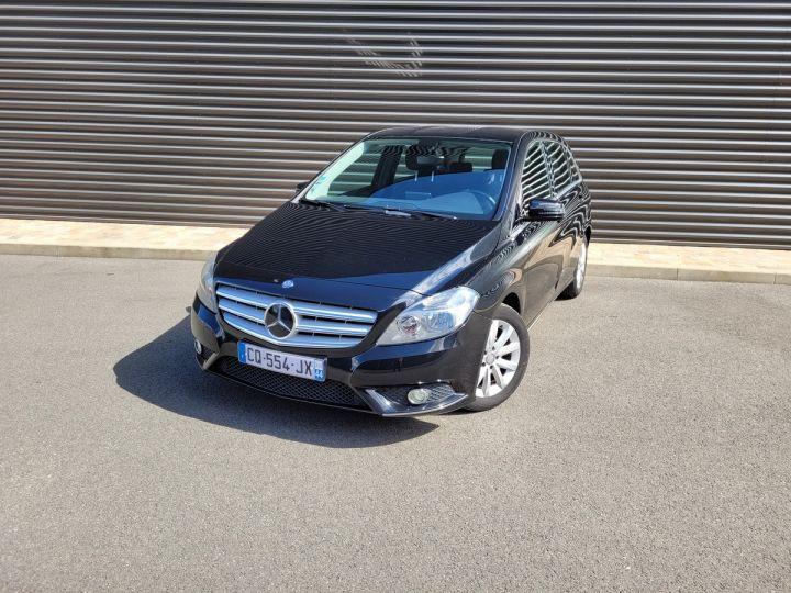 Mercedes Classe B 2 180 design 7 dct Noir Occasion - 16
