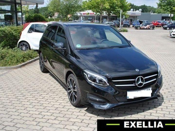 Mercedes Classe B 200 D FASCINATION 7G DCT  NOIR  Occasion - 1