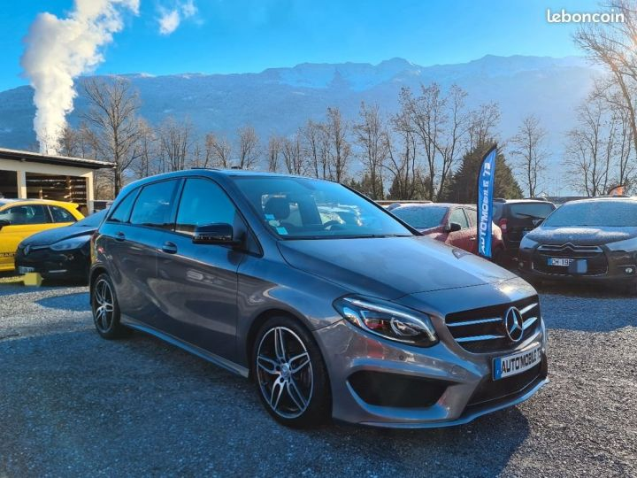 Mercedes Classe B 220d 177 fascination 4matic 7g-dct amg line 04/2016 TOIT PANO SEMI CUIR CAMERA  - 3