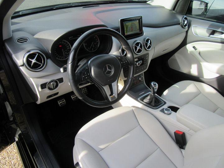 Mercedes Classe B (W246) 180 CDI BUSINESS EXECUTIVE Noir Occasion - 2