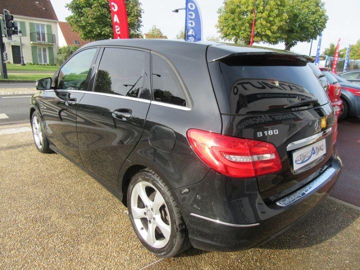 Mercedes Classe B (W246) 180 CDI BUSINESS EXECUTIVE Noir Occasion - 3