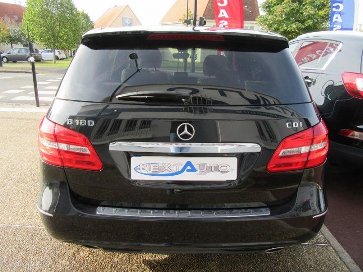 Mercedes Classe B (W246) 180 CDI BUSINESS EXECUTIVE Noir Occasion - 7