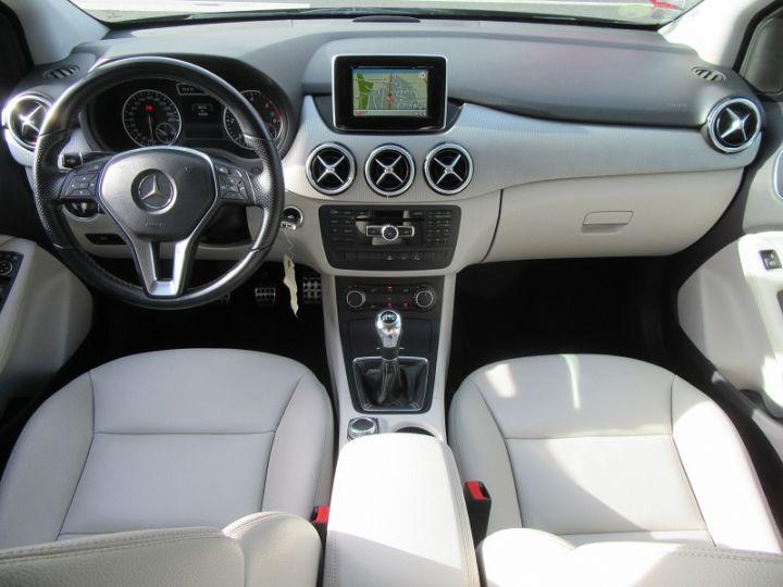 Mercedes Classe B (W246) 180 CDI BUSINESS EXECUTIVE Noir Occasion - 8