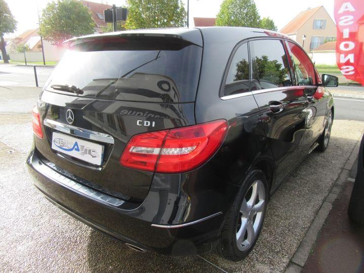 Mercedes Classe B (W246) 180 CDI BUSINESS EXECUTIVE Noir Occasion - 15