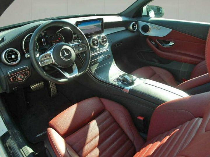 Mercedes Classe C 180 Cabrio AMG- Line BLANC PEINTURE METALISE  Occasion - 5