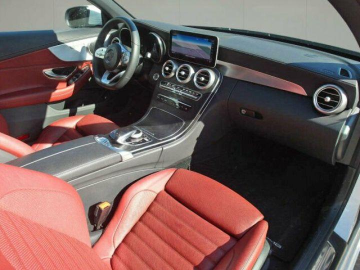 Mercedes Classe C 180 Cabrio AMG- Line BLANC PEINTURE METALISE  Occasion - 6