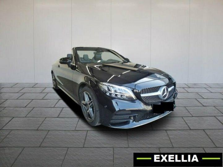 Mercedes Classe C 180 Cabrio AMG- Line NOIR PEINTURE METALISE  Occasion - 1