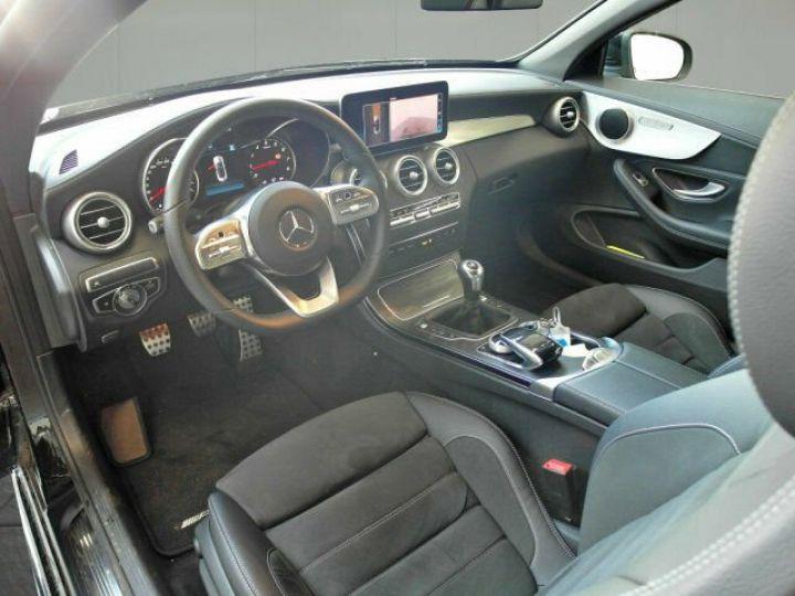 Mercedes Classe C 180 Cabrio AMG- Line NOIR PEINTURE METALISE  Occasion - 6