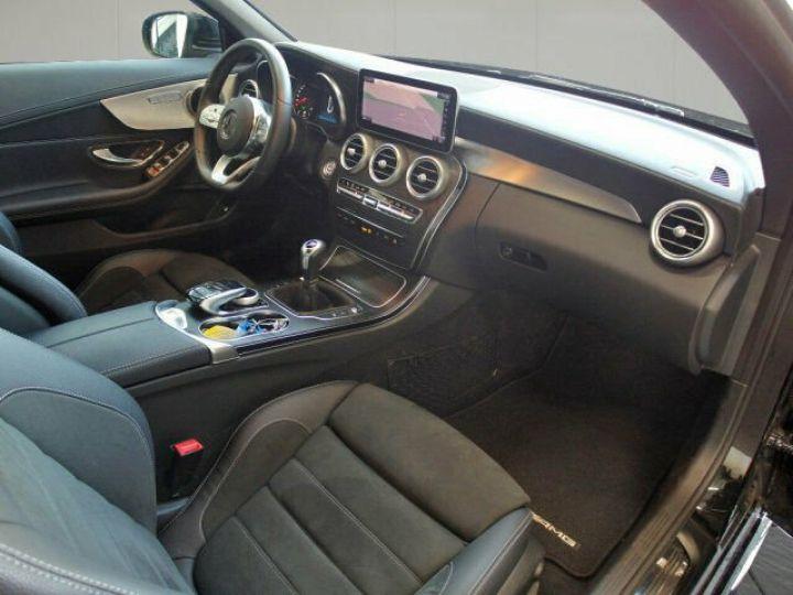 Mercedes Classe C 180 Cabrio AMG- Line NOIR PEINTURE METALISE  Occasion - 7