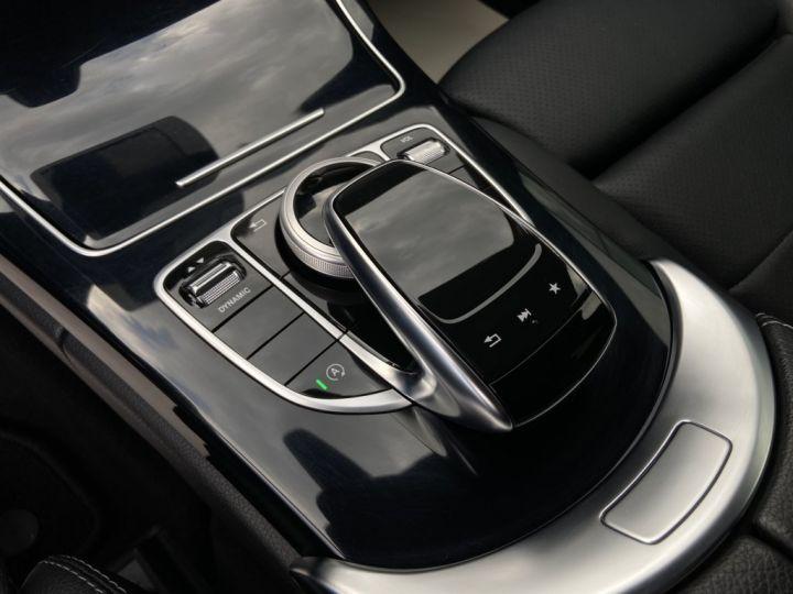 Mercedes Classe C 200 d SPORTLINE 136ch 9G-TRONIC BLANC - 17
